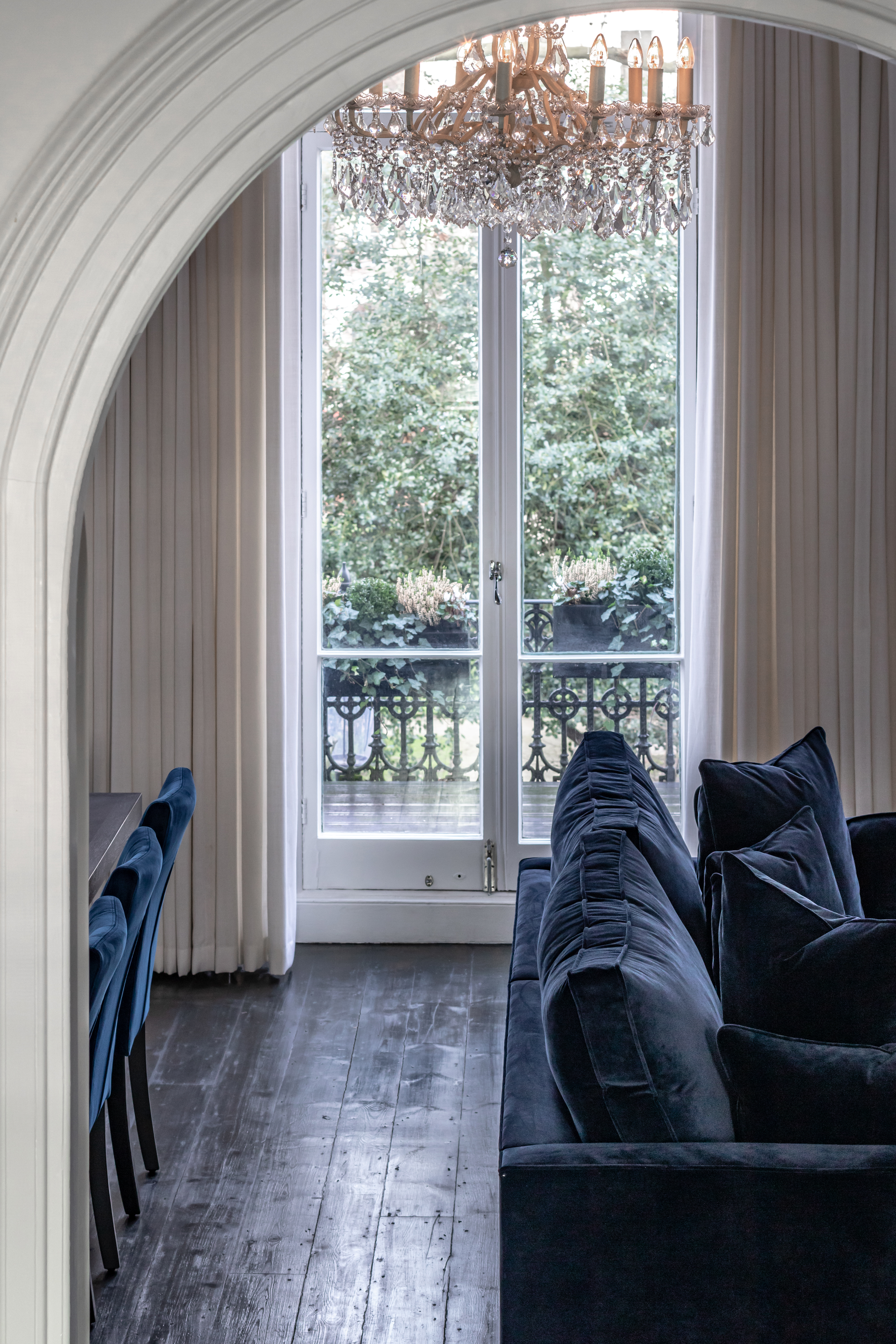 2  bed flat to rent Redcliffe Square