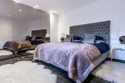 17 Redcliffe Square Apartment_Master Bedroom.2