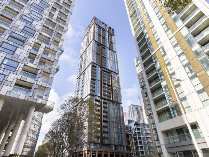 1 Bedroom Flat to rent Maine Tower
