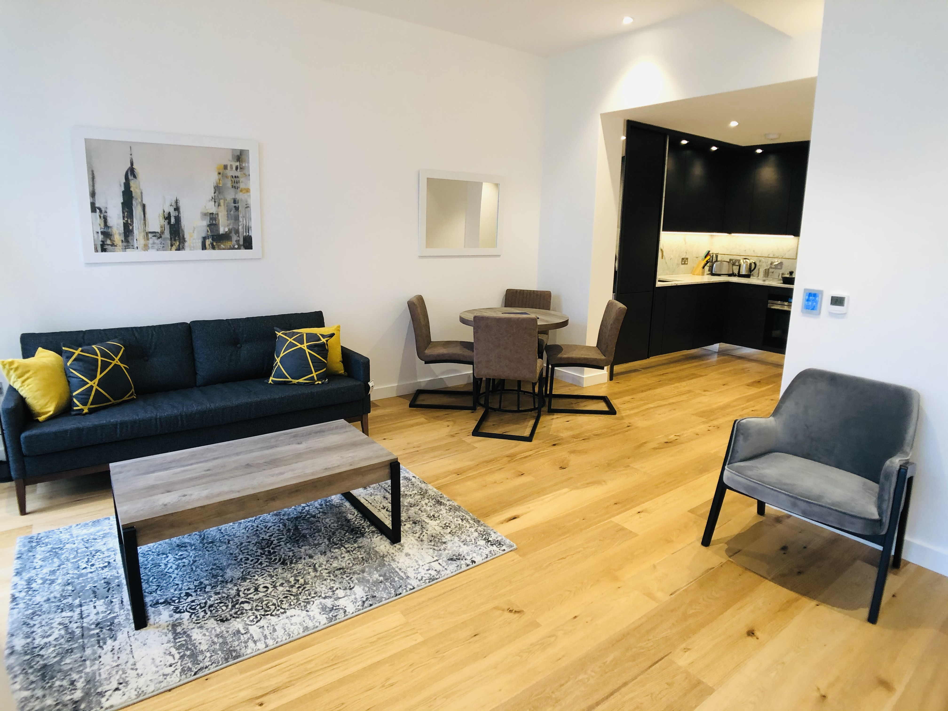 Apt 220 Esther Anne Place, N1 (1 bedroom to rent)