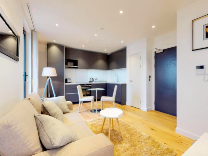 1 bedroom Flat in Luxe Tower E1